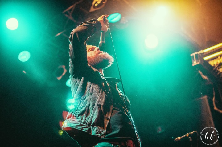 The Wonder Years Electric - O2 Academy Islington - 12-04-2018 - London-2